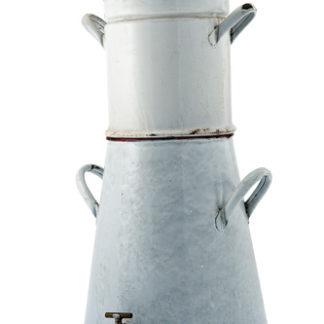 cafetière filtre émaillée