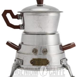 Caffettiera L'Araba elettrica – Officine Brera