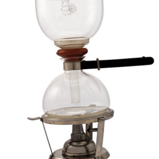 Sintrax vacuum coffee maker