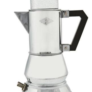Caffettiera N.A.M. Versione elettrica