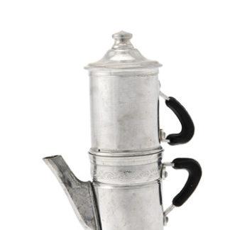 Caffettiera napoletana di alluminio