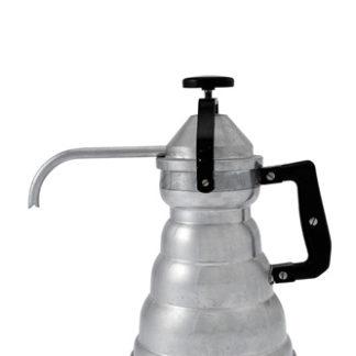 Caffettiera svizzera a pressione di vapore