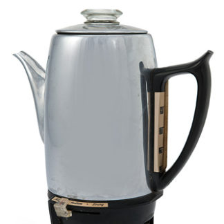 General Electric percolator