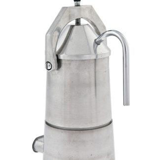 Caffettiera cecoslovacca a pressione di vapore