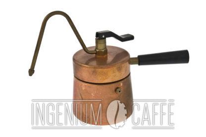 Caffettiera da fiamma - rame