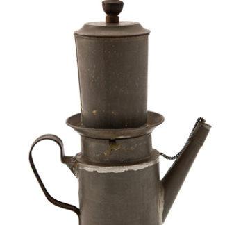 Caffettiera filtro ad alchol