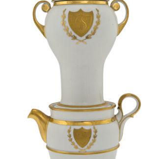 Filtro francese in ceramica