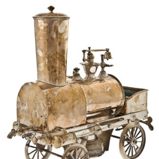Cafetière locomotive A. Demazy