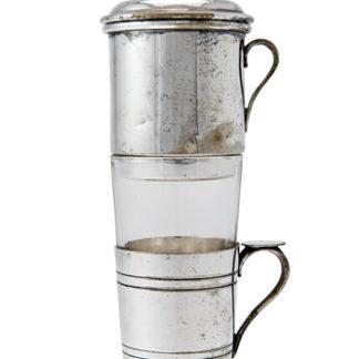Filtro da tazza francese in ottone