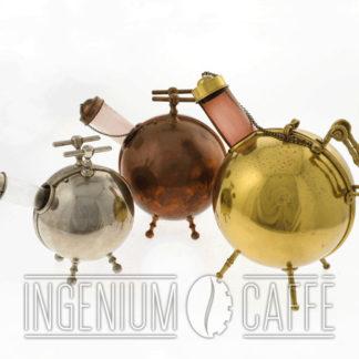 kaffepumpa - misure a confronto