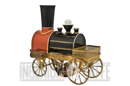 Cafetière locomotive – J.B. Toselli - 3/4