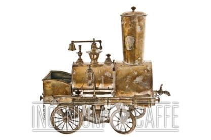 Cafetière locomotive Demazy