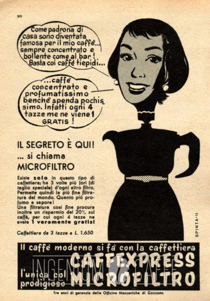Caffexpress - pubblicità