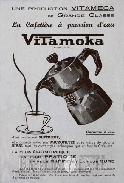 CAFFEXPRESS - VITAMOKA pubblicità
