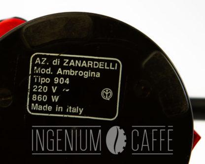 Caffettiera Ambrogina - base