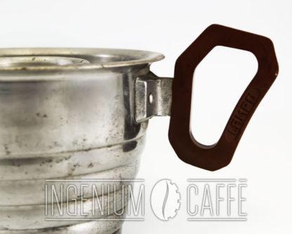 Caffettiera Lampo - manico