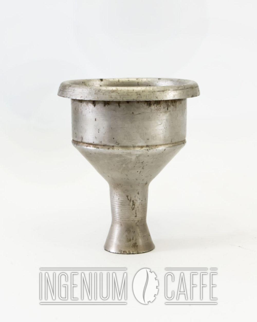Caffettiera Lampo - filtro imbuto