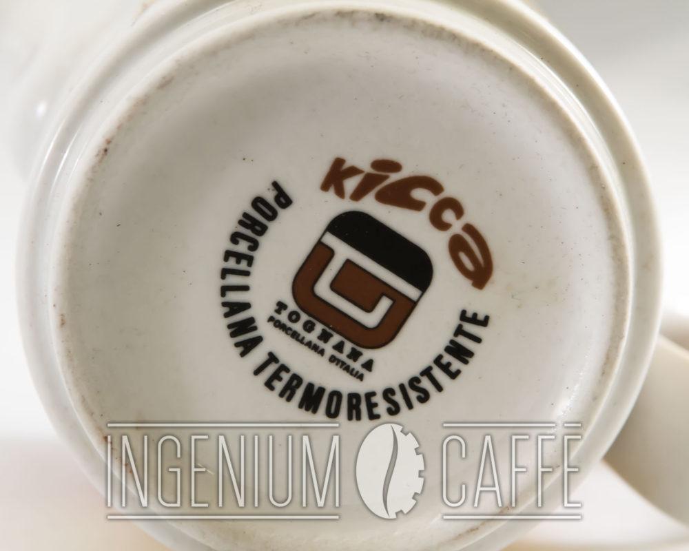 Caffettiera Kicca - marchio bricco