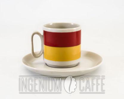 Caffettiera Kicca - tazza originale