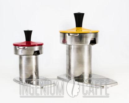 Kicca - caffettiera da fiamma