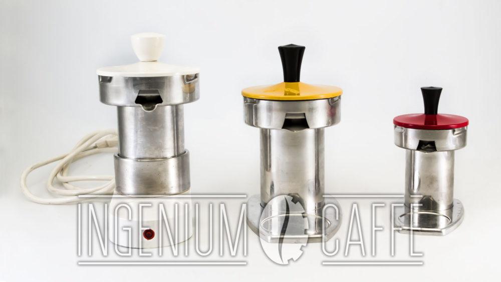 Caffettiera Kicca - modelli a confronto