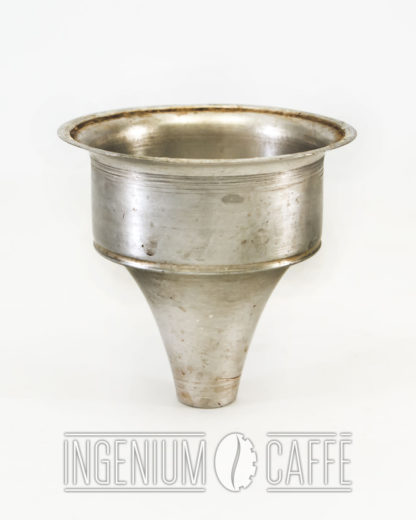 Caffettiera da fiamma - filtro imbuto
