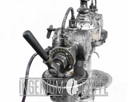 Macchina da caffè l'Italica – rubinetto di erogazione