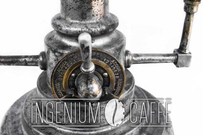 Macchina da caffè l'Italica – rubinetto acqua / vapore