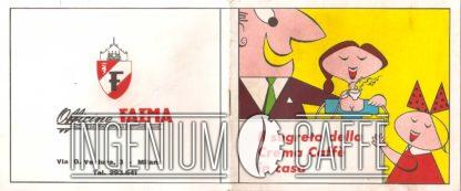 Baby Faemina - libretto di istruzioni