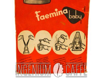 Faemina Baby - scatola e istruzioni