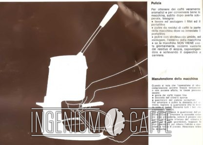Zerowatt CA 708 - manuale d'uso