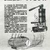 Gaggia Gilda 1948 - pubblicità dell'epoca