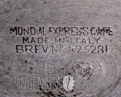 Mondial Express - brevetto