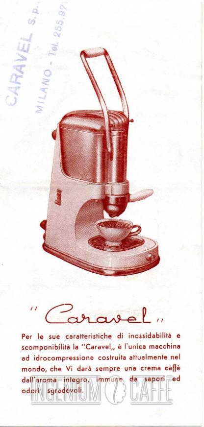 VAM Caravel Arrarex - copertina manuale d'uso
