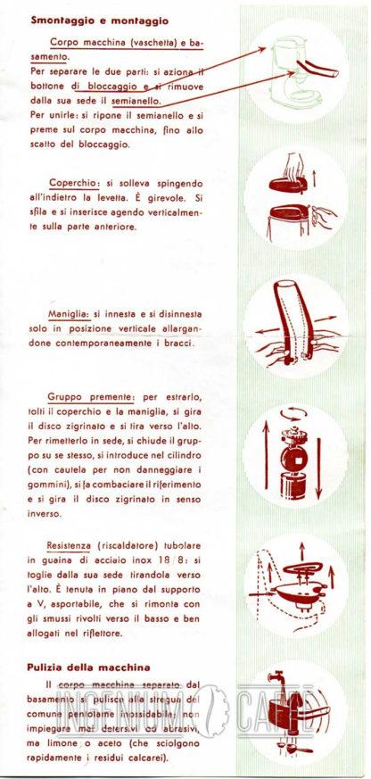 VAM Caravel Arrarex - istruzioni originali