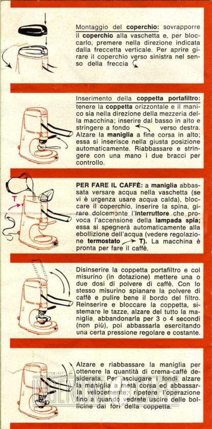 Caravel Arrarex - istruzioni per l'uso