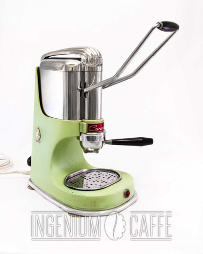 Macchina da caffè Caravel Arrarex – colore verde