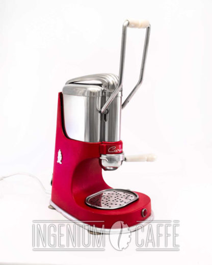 Macchina da caffè Caravel Arrarex – rosso rubino