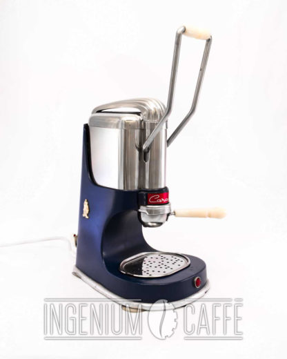 Macchina da caffè Caravel Arrarex – electric blue