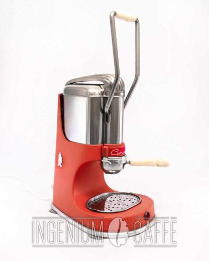 Macchina da caffè Caravel Arrarex – colore corallo