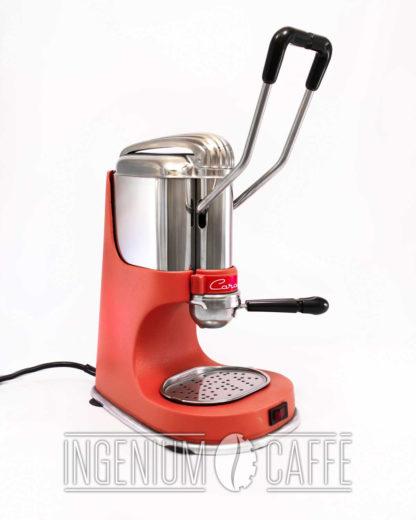 Macchina da caffè Caravel Arrarex – corallo