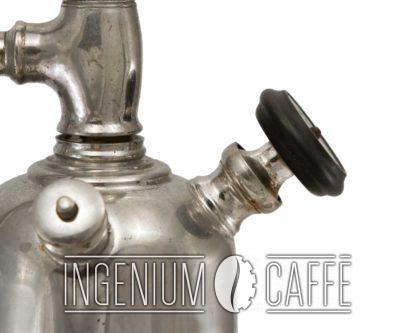 Macchina da caffè Massocco - dettaglio tappo caldaia