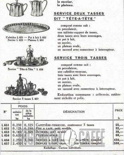 Catalogo Als-Thom 1932