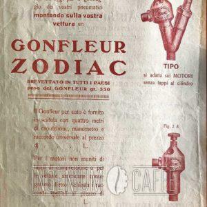 Gonfleur Zodiac - EDMARI patent