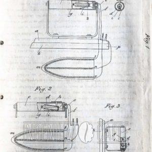 EDMARI - brevetto ferro da stiro