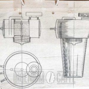 EDMARI – caffettiera Cara Piccina