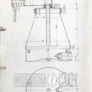 EDMARI – disegno del brevetto di caffettiera