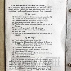 EDMARI – Grafico Universale – retro folder