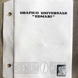 EDMARI – Grafico Universale – folder