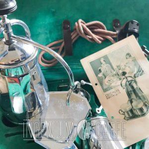 Edmari – Percolateur Thomson - set con istruzioni